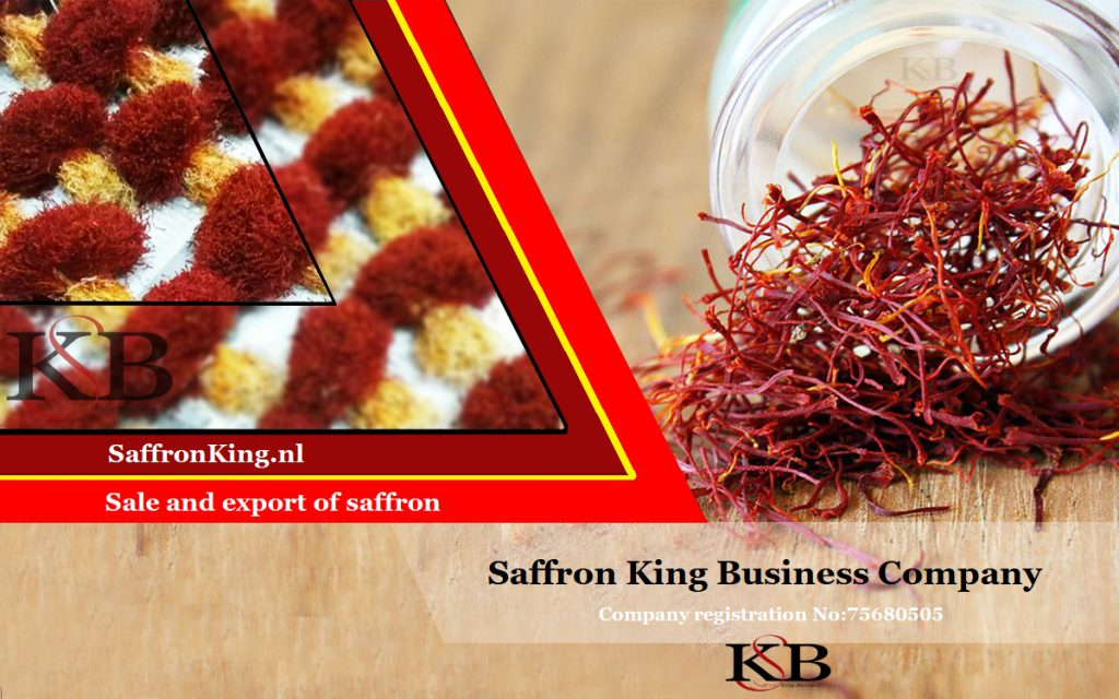 Daftar harga ekspor saffron