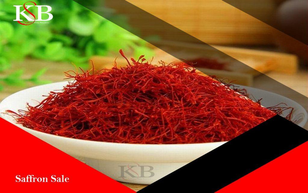 Price of bulk saffron