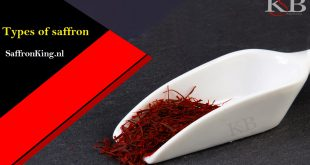 Saffron sales in europe