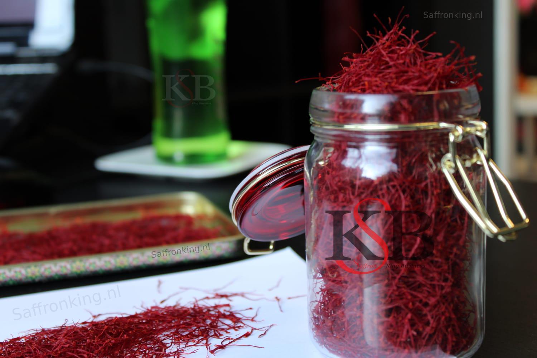 Berapa harga satu kilo saffron?