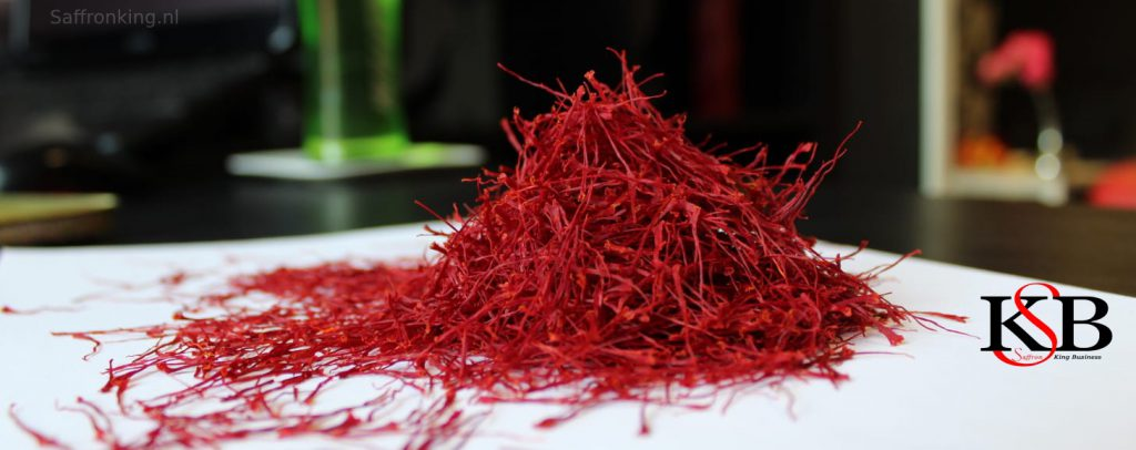 What is the sale price of bulk saffron?