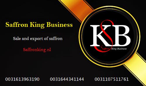 Koleksi Saffron King Business terdiri dari: