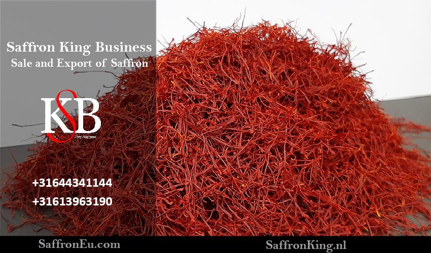 Koleksi Saffron King terdiri dari