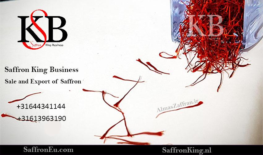 Saran untuk menjual Saffron kilo murni