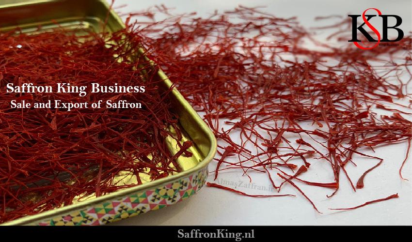Pasokan utama saffron di Malaysia