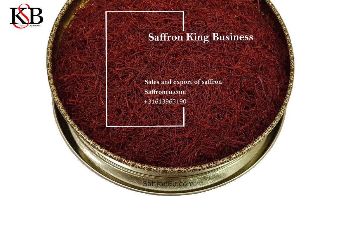 Harga pembelian saffron curah untuk ekspor
