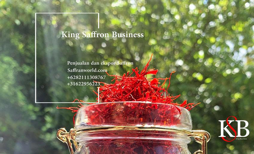 Fluktuasi Harga Saffron Premium