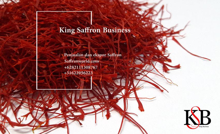 Pasar global saffron premium