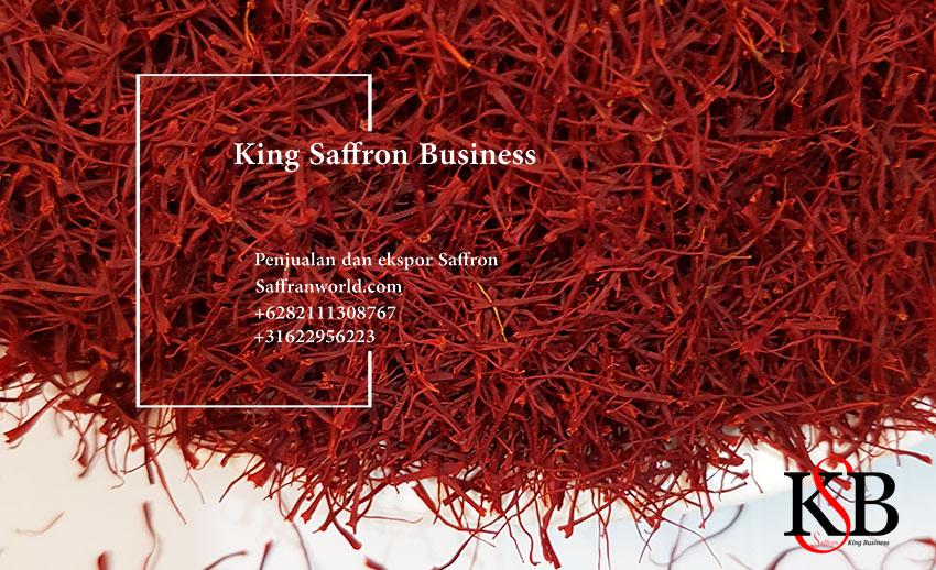 Harga per kilo saffron