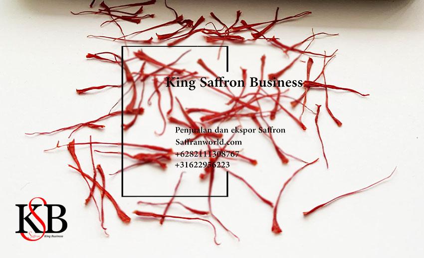 Harga pembelian Saffron Negin Pushal