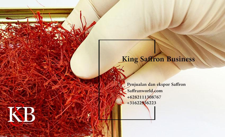 Berapa harga saffron di pasaran saat ini?
