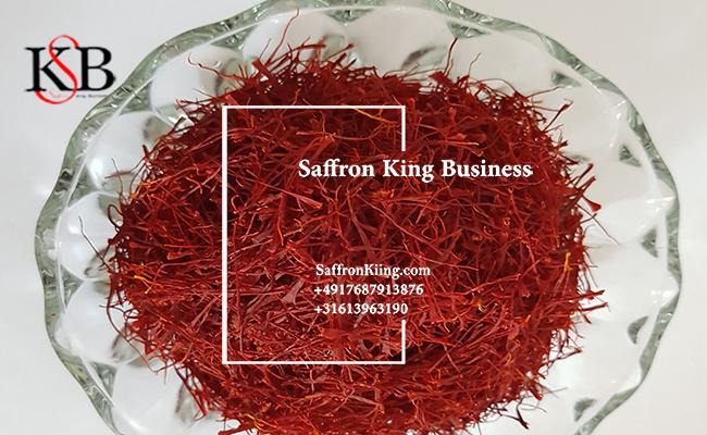 Spesifikasi Saffron Negin?
